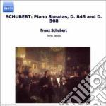 Sonata op.122 d 568, op.42 d 845 cd musicale di Franz Schubert