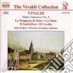 CONVERTO X FLAUTO N.2 cd musicale di VIVALDI
