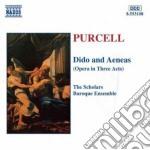 Dido & aeneas (opera in tre atti) cd musicale di Henry Purcell