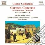 Carmen concerto x chit e orchestra (adat cd musicale di George Bizet