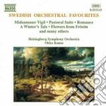 Composizioni di soderman, stenhammar, la cd musicale