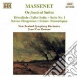 Suite orchestrali: herodiade (ballet sui cd musicale di Jules Massenet