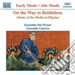 On the way to bethlehem cd musicale