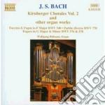 Corali kirnberger e altri corali, vol.2 cd musicale di Johann Sebastian Bach