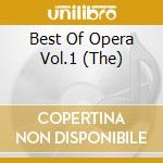 THE BEST OF OPERA VOL.1 cd musicale