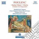 Stabat mater, gloria, litanies ???? la vier cd musicale di FranÇis Poulenc