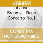 Piano concerto n.1 cd musicale di BRAHMS/SCHUMANN