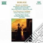 Romeo e giulietta op.17 (estratti), les cd musicale di Hector Berlioz
