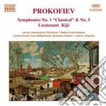 Sinfonia n.1 op.25