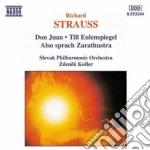 Cosi' parlo' zarathustra op.30, till eul cd musicale di Richard Strauss
