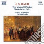Bach J.S. - Offerta Musicale Bwv 1079 cd musicale di Johann Sebastian Bach