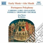 Portuguese poliphony cd musicale