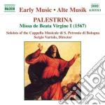 Missa de beata virgine i cd musicale di PALESTRINA