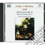 Esercizi x chit op.35 n.1 > n.24, pieces cd musicale di Fernando Sor
