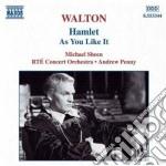 Hamlet, as you like it (adattamento di c cd musicale di William Walton