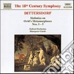 Sinfonias n.1/3 cd musicale di DITTERSDORF