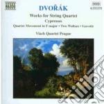 Quartetti x archi (integrale) vol.5: cip cd musicale di Antonin Dvorak