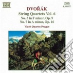 Quartetti x archi (integrale) vol.6: qua cd musicale di Antonin Dvorak