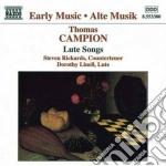 Campion Thomas - Liriche X Voce E Liuto cd musicale di Thomas Campion
