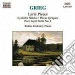Pezzi lirici, peer gynt (suite n.2, tras cd musicale di Edvard Grieg