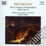 Le creature di prometeo op.43 (balletto) cd musicale di Beethoven ludwig van
