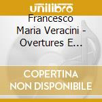 Complete overtures and c.1 cd musicale di VARACINI
