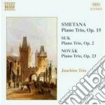 Trio op.15 cd musicale di Bedrich Smetana