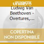 Overtures vol.2 cd musicale di BEETHOVEN