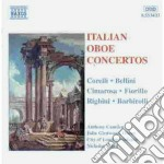 Concerti x oboe italiani cd musicale