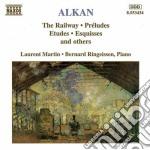 Preludio n.1,13,17,25 op.31, improvvisi cd musicale di Alkan charles valent