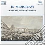 Musica x occasioni solenni cd musicale