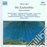 Il flauto magico (estratti) cd musicale di Wolfgang Amadeus Mozart