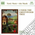 Under the greenwood tree cd musicale