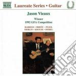 Composizioni di barrios, orbon, pujol, m cd musicale