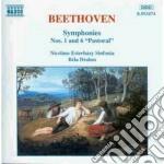 Sinfonia n.1 op.21, n.6 op.68
