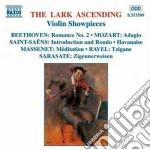 Brani famosi e virtuosistici di mozart, cd musicale