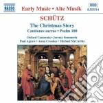 Weinachtshistoire (storia di natale, bsv cd musicale di Heinrich SchÃœtz