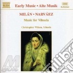 Music for vihuela 08 cd musicale di MILAN-NARVAEZ