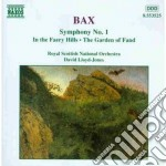 Sinfonia n.1, the garden of fand, in the cd musicale di Arnold Bax