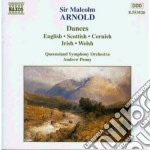 Dances cd musicale di Malcolm Arnold
