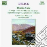Florida suite, over the hills and far aw cd musicale di Frederick Delius
