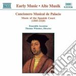 Cancionero musical de palacio (1505-1520 cd musicale