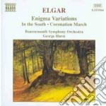 Enigma variations op.36, in the south op cd musicale di Edward Elgar
