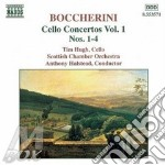 Cello concertos vol.1 cd musicale di BOCCHERINI