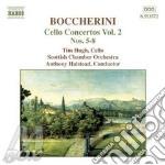 Cello concertos vol.2 cd musicale di BOCCHERINI