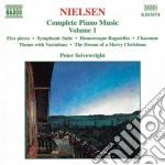 Opere x pf (integrale) vol.1: 5 pezzi x cd musicale di Carl Nielsen