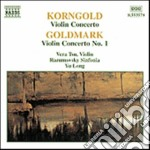 Concerto x vl. in re mag. op.35 cd musicale di Korngold erich wolfg