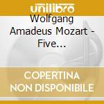Wind divertimentos cd musicale di Wolfgang Amadeus Mozart