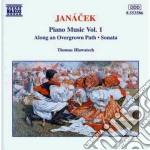 Opere x pf vol.1 (integrale): lungo un s cd musicale di Leos Janacek