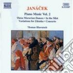 Opere x pf vol.2 (integrale): concerto x cd musicale di Leos Janacek